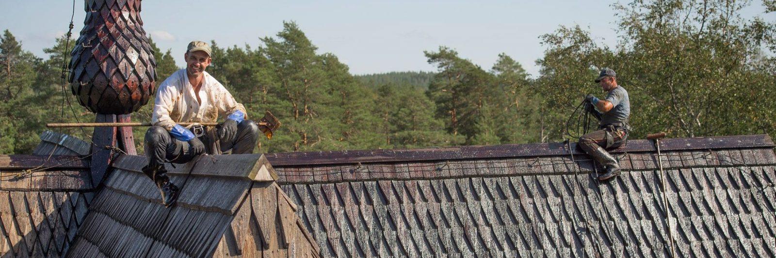 Tjärstrykning i Petäjävesi och Sastamala